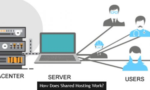 How Does Shared Hosting Work?