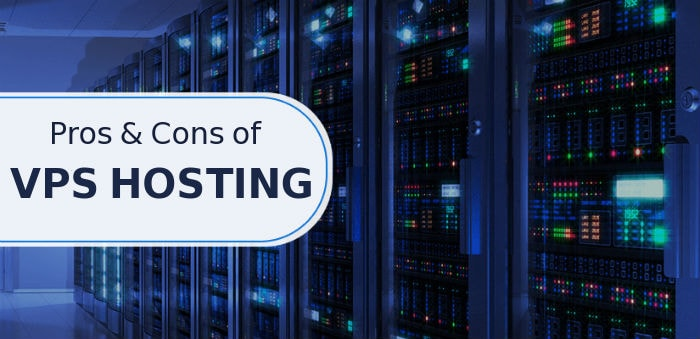 The Pros and Cons of VPS Web Hosting Service