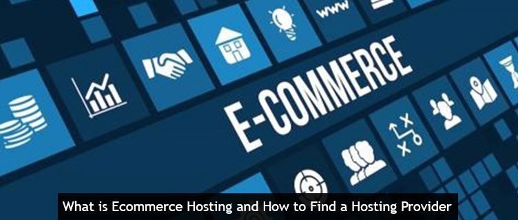 What is Ecommerce Hosting and How to Find a Hosting Provider